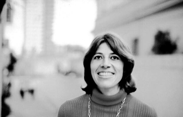 """Marta Harnecker em 1978: educadora participou da """"Via Chilena ao Socialismo"""" e atuou nos governos revolucionários de Cuba e da Venezuela  - Créditos: Reprodução"""