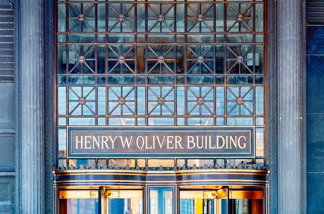 535 Smithfield Street, Pittsburgh - Henry W. Oliver Building