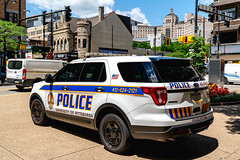 Pitt Police - University of Pittsburgh PD Squad Car