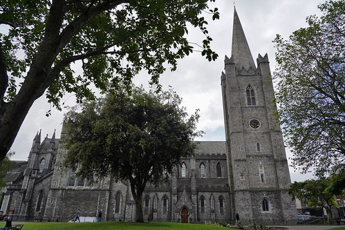 Dublin: Saint Patrick's Cathedral