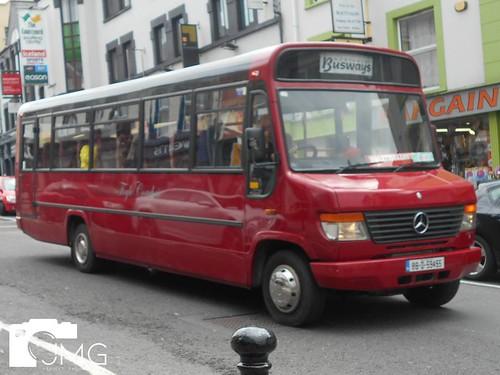 Mercedes Benz Vario 0 814