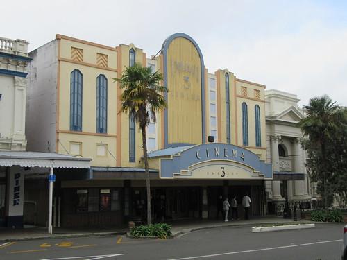 Victoria Avenue in Whanganui