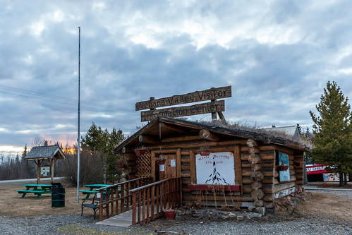 Nenana Valley Visitor Information Center