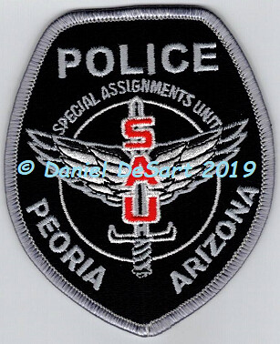 Peoria Police Special Assignments Unit