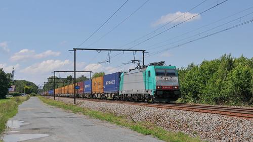 Railtraxx 186 215 Hever 15.06.2019