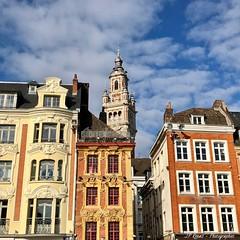 Façades lilloises - Photo of Lille