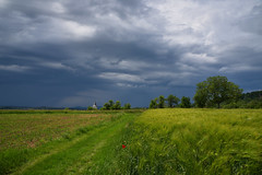 De l'orage dans l'air - Photo of Biblisheim