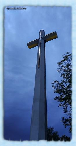 Croix sommitale du Hartmanswillerkopf