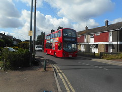 the final countdown to all the red london bus routes