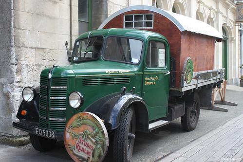 Camion du Studio Realm