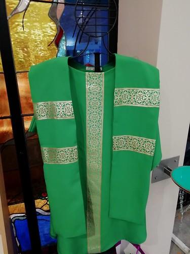 Naas Apostolic work display.