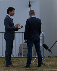 Justin Trudeau, 1er Ministre canadien