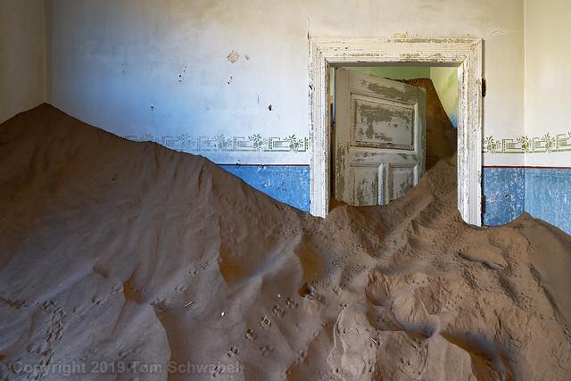 Doorway to Dereliction