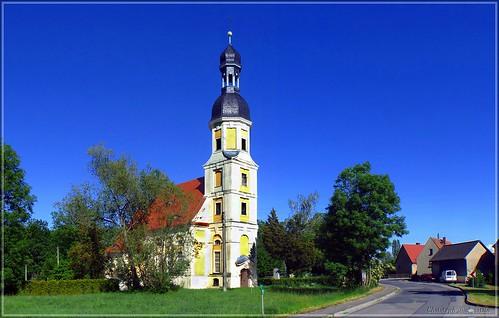 Kirche zu Hof bei Oschatz