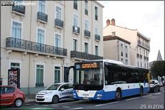 Man Lion's City LE - CFT (Corporation Française de Transports) (Vectalia) / CTPM (Compagnie de Transports Perpignan Méditerranée) n°73