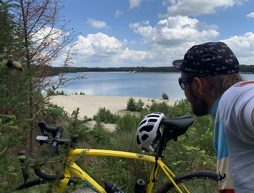 Roads not yet traveled, 55km with the Ridley X-Trail