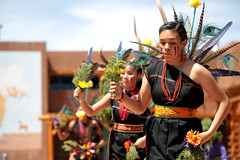 Indian Pueblo Cultural Center performers