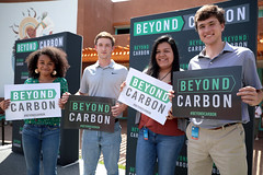 Beyond Carbon supporters