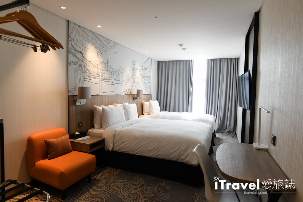 首尔弘大智选假日旅馆 Holiday Inn Express Seoul Hongdae (24)