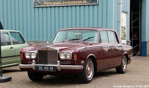 Rolls Royce Silver Shadow 1970
