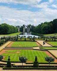 Le parc du château de Maintenon