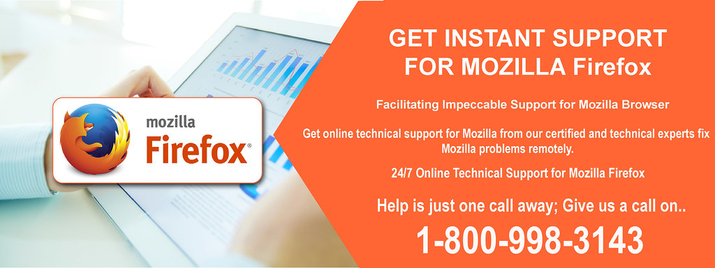 Mozilla Firefox Technical Support Phone Number 1(800) 998