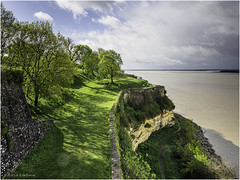 Overlooking the estuary - Photo of Saint-Androny