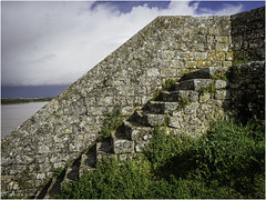 Detail Citadelle de Blaye - Photo of Saint-Androny
