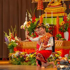Journée bouddhique Pavillon Joséphine