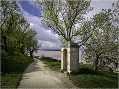 Guardhouse at the Citadelle de Blaye - Photo of Saint-Androny
