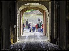 Entrance gate Citadelle de Blaye - Photo of Saint-Genès-de-Blaye