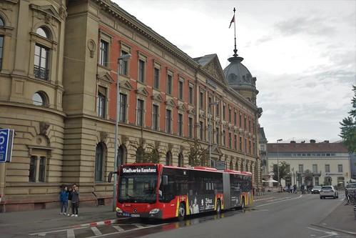 Mercedes Benz Citaro G C2 n°31  -  Stadtwerke Konstanz