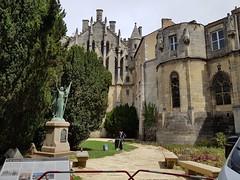 Poitiers, Poitou-Charentes, 05/2019 - Photo of Saint-Benoît