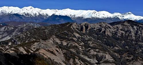 Serra de Lleràs, Valls de Manyanet i Vall Fosca