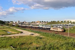 BB(1)22348 - V140 - Train n°27090 Calais-Ville > Bâle-Voyageurs - Photo of Plailly