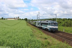 A1AA1A 68081 + BB67615 - V120 - Train n°802301 Paris-Nord > Amiens