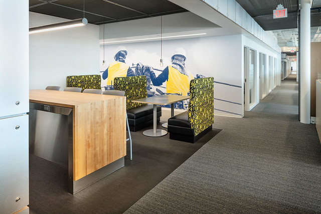 Corporate Offices, Border States Electric | Fargo, ND | HGA