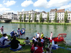 Printemps-sur-Seine, Melun - Photo of Melun