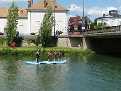 Printemps-sur-Seine, Melun - Photo of Chartrettes