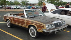 1984 Chrysler LeBaron Town & Country Mark Cross Edition Convertible