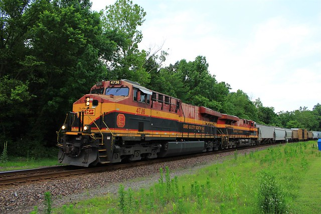KCSM 4736 Murphysboro, IL