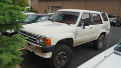 1984 Toyota 4Runner SR-5 TRD (Toyota Racing Development)