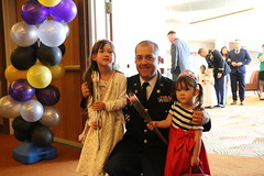 I Love to the Moon and back Daddy – Daughter Dance - U.S Army Garrison Humphreys, South Korea June 15, 2019