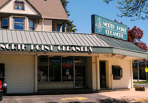 North Point Cleaners, Milwaukee