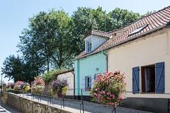 A village scene from Montreuil sur Mer - Photo of Estréelles