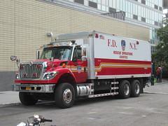 FDNY International Workstar