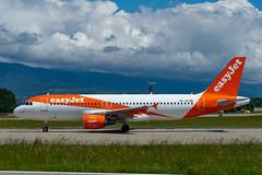 HB-JZR Airbus A320-214 A320 c/n 4034 > EZS (ex G-EZTO)