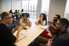 Banca I do Laboratório de Narrativas Negras para Audiovisual (25 e 26/05/19)