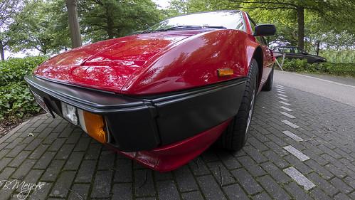 Ferrari Mondial front