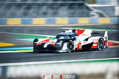 Fernando Alonso - Toyota TS050 - Photo of Mennecy